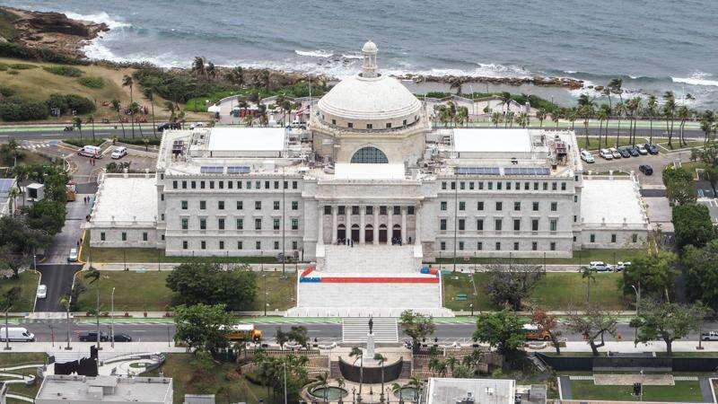 Contratista cuestionado ahora hará 'Plaza de los Creyentes' en Capitolio