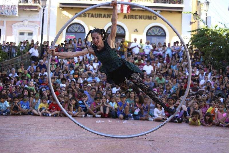 Regresa en marzo el Circo Fest