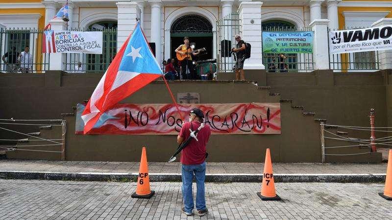Protestan contra la renta del Antiguo Asilo de Beneficencia