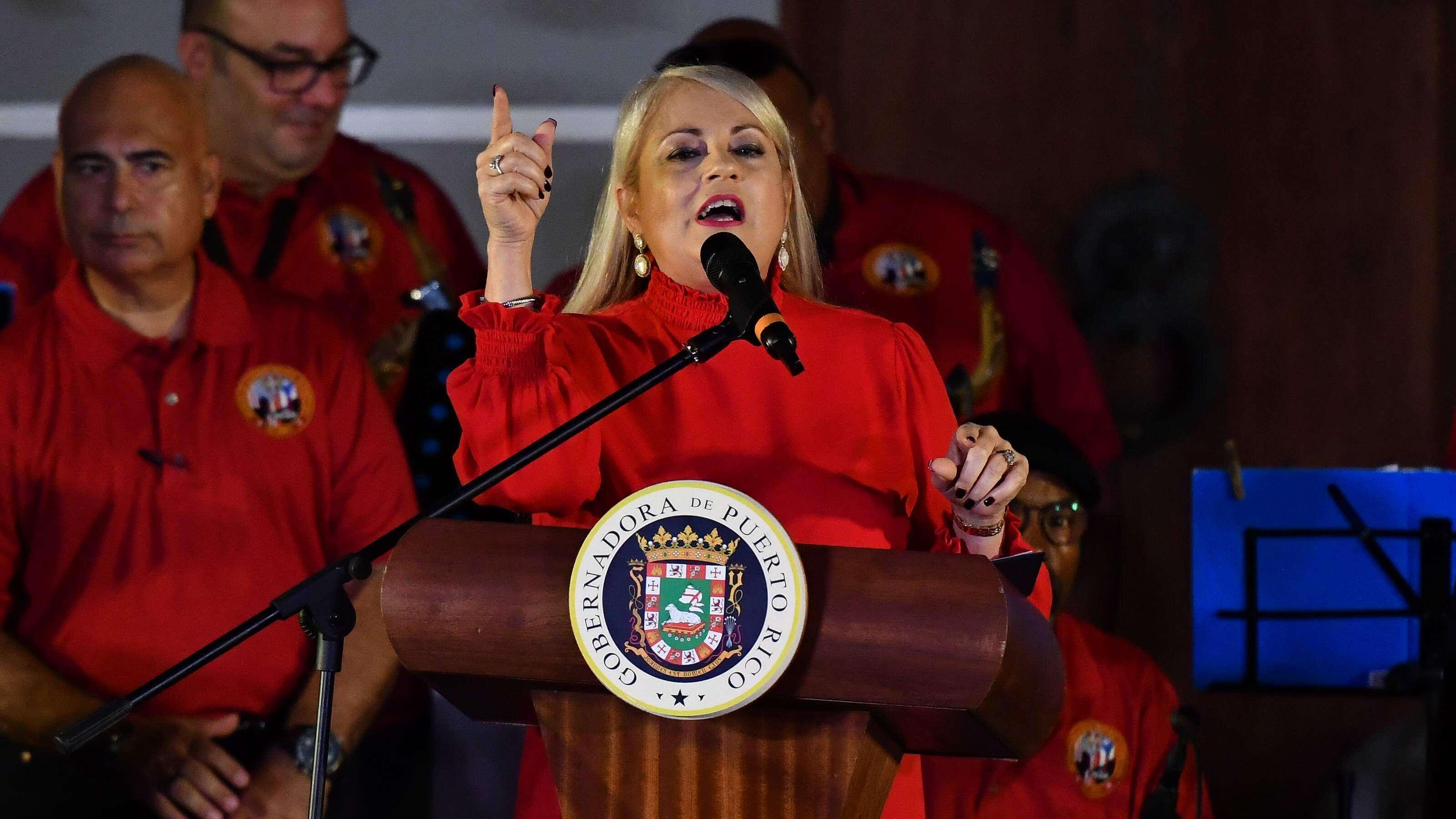 Wanda Vázquez decide correr por la gobernación – NotiCel – La ...