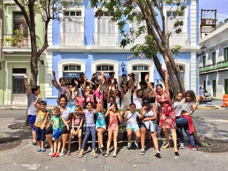 Casa Cortés, el arte de la solidaridad