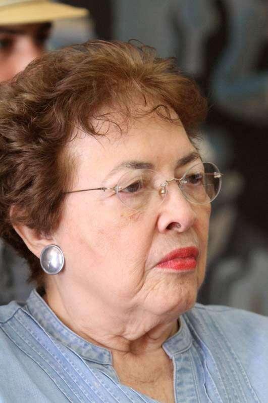 Fallece la artista plástica Myrna Báez