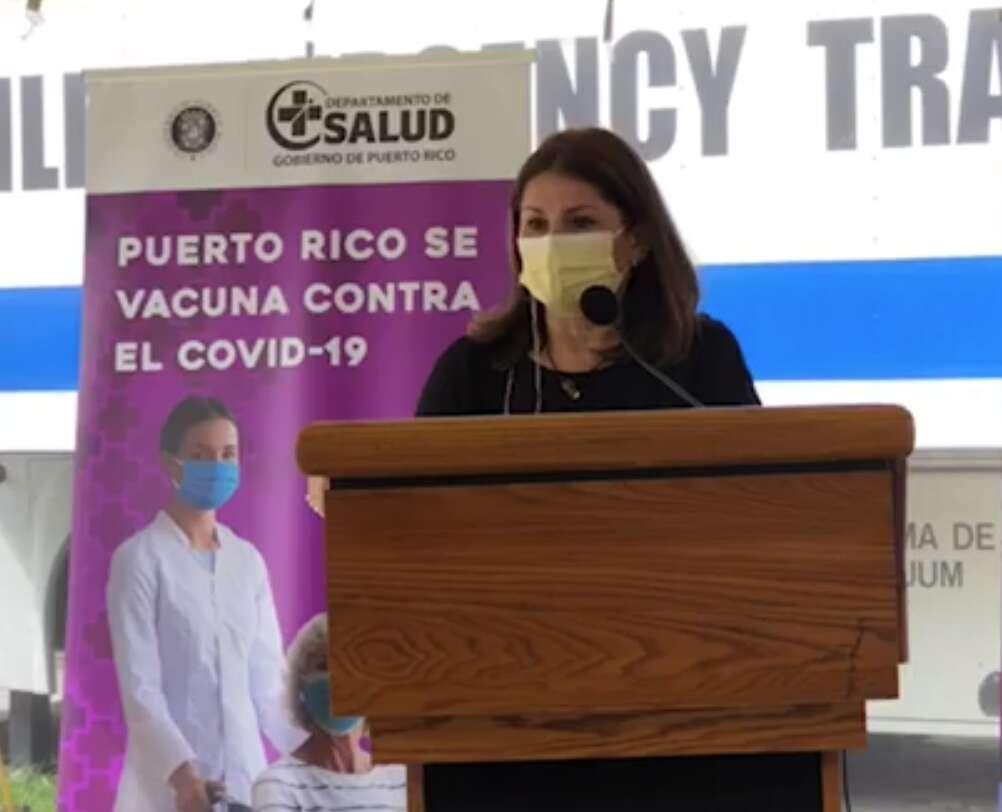 Subsecretaria de Salud niega que se estén 'colando' personas para que se les adelante la vacuna cont – NotiCel – La verdad como es – Noticias de Puerto Rico – NOTICEL